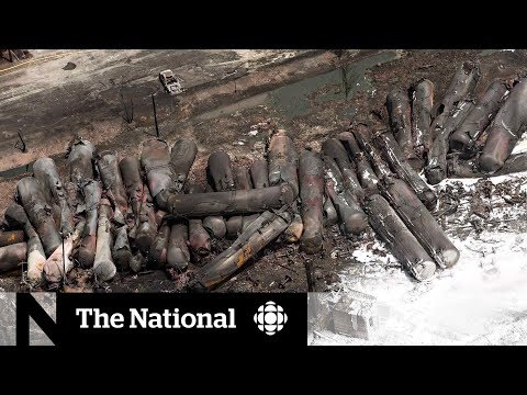 Netflix under fire for alleged use of Lac-Mégantic explosion footage