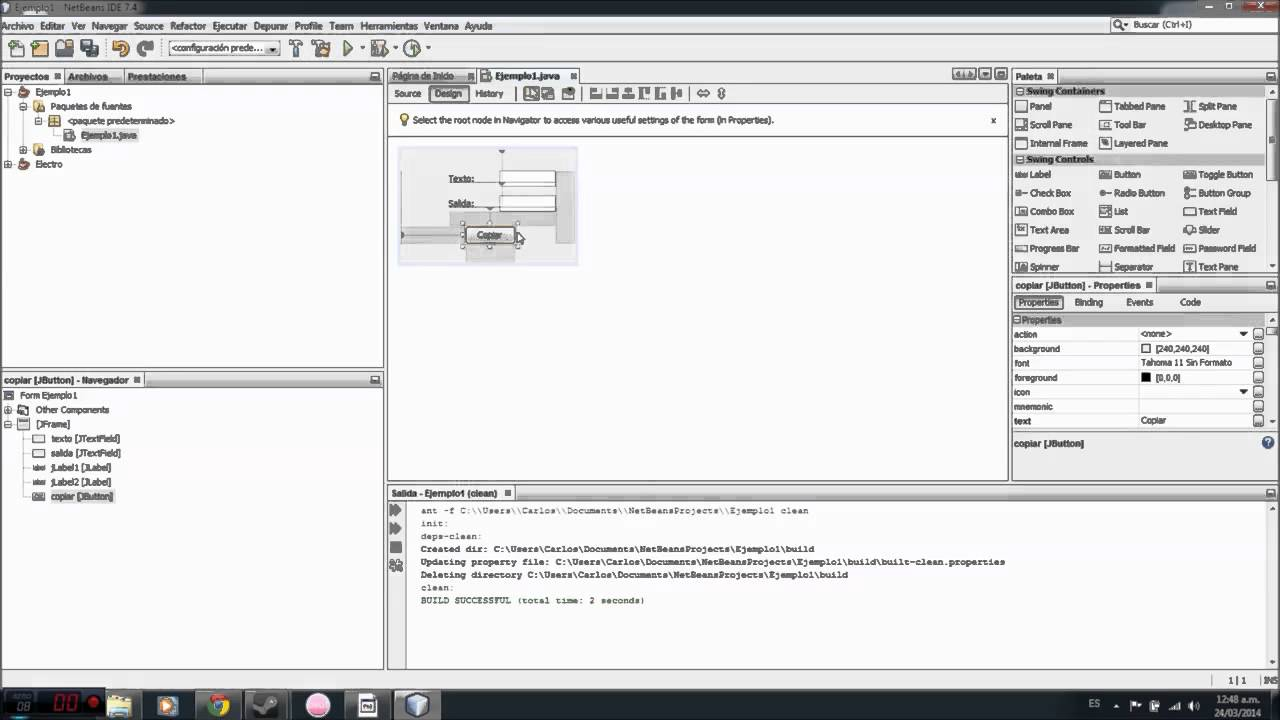 how to add box2d in netbeans