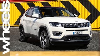 2018 Jeep Compass Limited review | Wheels Australia