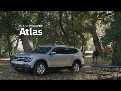 "The All New 2018 Volkswagen Atlas - ""Luv Bug"" Commercial"