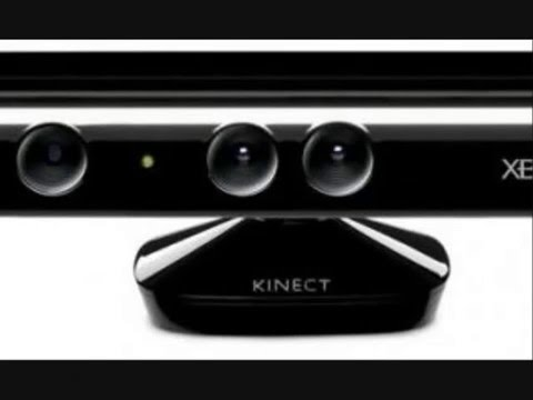 Calibrate the xbox 360 kinect sensor   track movements with kinect.
