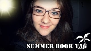 Summer Book Tag!