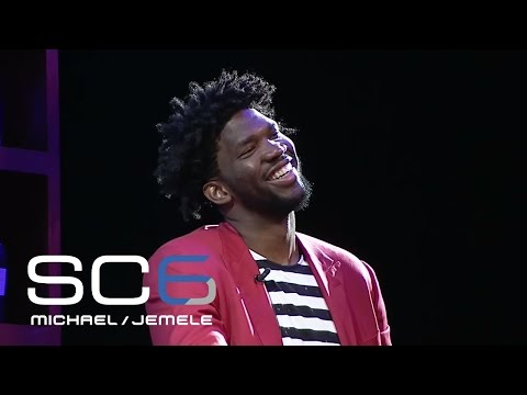 Joel Embiid Has A Message For Rihanna | ESPN