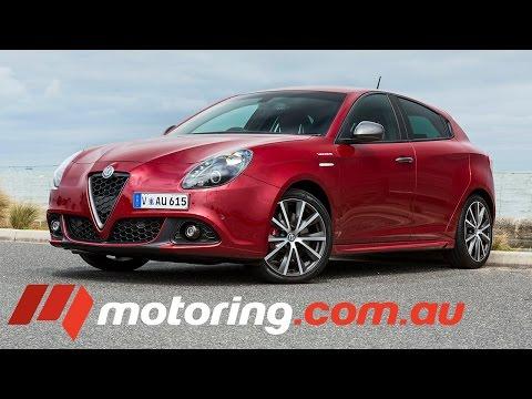 Alfa Romeo Giulietta Veloce Review