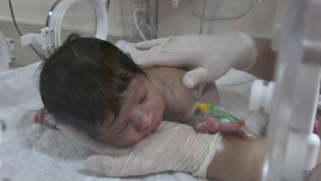 Otoparkta Bir Haftalık Bebek Bulundu