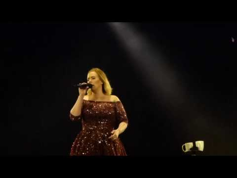 Adele - Take It All (Live in Auckland, New Zealand) HD
