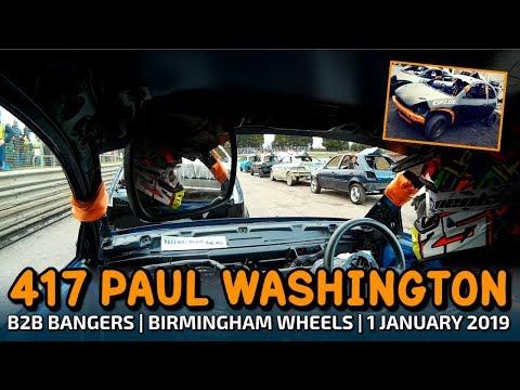 417 Paul Washington - B2B Bangers - Birmingham 1 January 2019