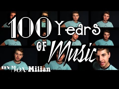 100 YEARS OF MUSIC by Max Milian