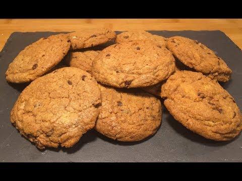 cookies-aux-pépites-de-chocolat-maison-monsieur-cuisine-plus-et-thermomix