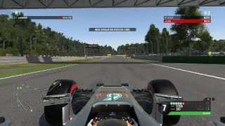 F1 German GP Hockenheim Ring - Onboard Lap 1:16,875 (F12016)