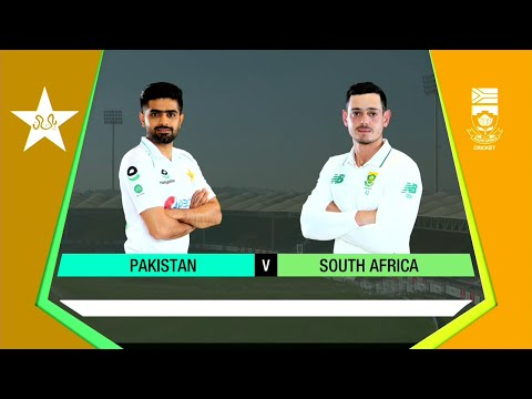 LIVE - Pakistan vs South Africa | 2nd Test Day 3 | PCB