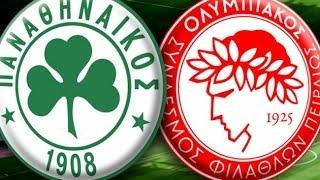 Ολυμπιακός - Παναθηναϊκός 0-3 HD (Γαύρος Speaker) ® (VIDEO)