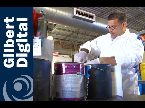Gilbert, Arizona On the Job: Household Hazardous Waste