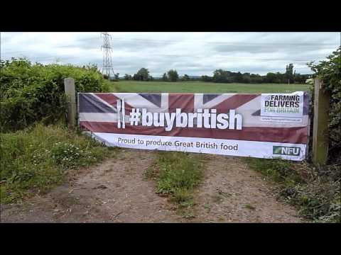 NFU Buy British Banner (Richard Cornock)
