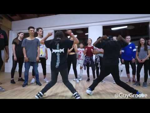 @BigSean | Bounce Back | @GuyGroove Choreography