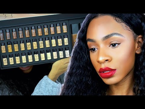 #FoundationFriday: NEW NARS Foundation First Impressions! More Shades for Olive Skin 😍 ▸ VICKYLOGAN