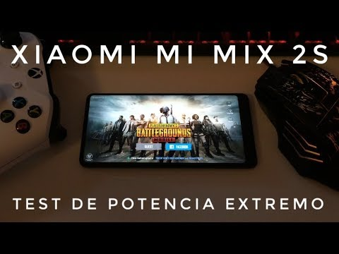 La Potencia Real del Xiaomi Mi Mix 2S - El Android más potente del mundo!