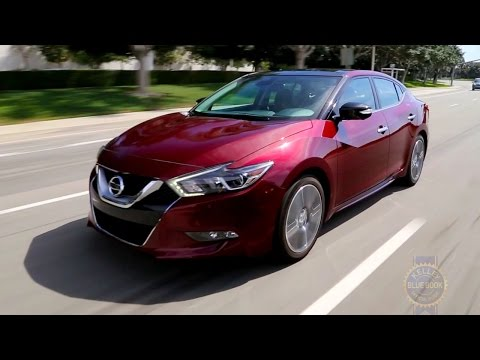 2017 Nissan Maxima – Review and Road Test