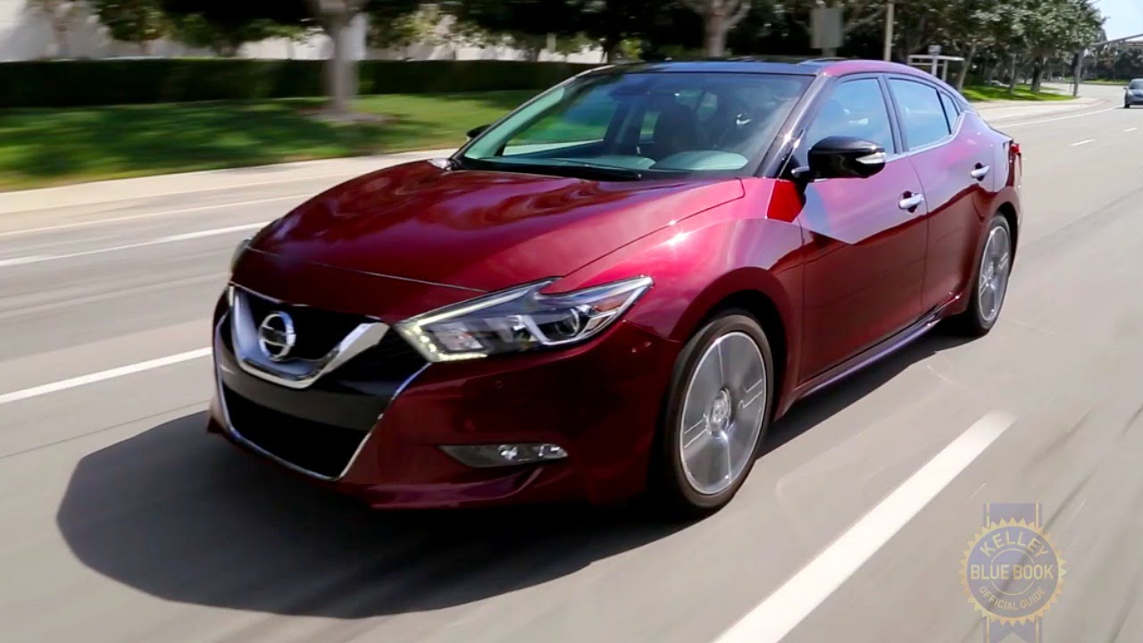 2017 Nissan Maxima Review And Road Test Youtube