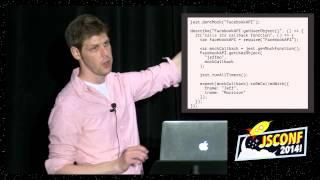 Jeff Morrison: JavaScript Unit Testing with Jest [JSConf2014]