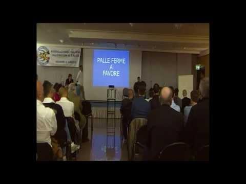 Conferenza tecnica di Maurizio Sarri - Timone d'Oro 2014