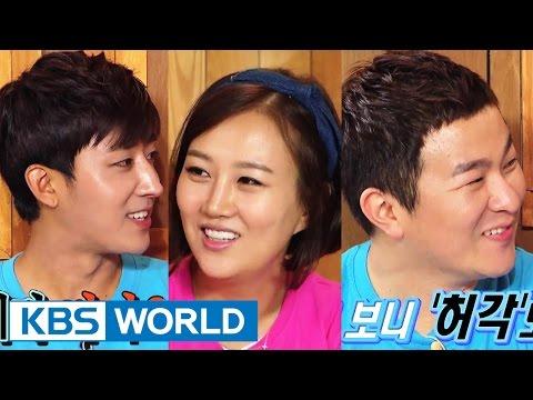 Happy Together - Huh Gak, Jang Yoonjeong, Son Hojun & more! (2014.10.23)