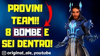 FORTNITE LIVE ITA - SHOP 20 JANUARY SEASON 7 - PROVINI TEAM !!!