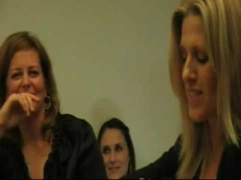 Note To Self Book Party  Author Andrea Buchanan in Los Angeles 2009 Part 1