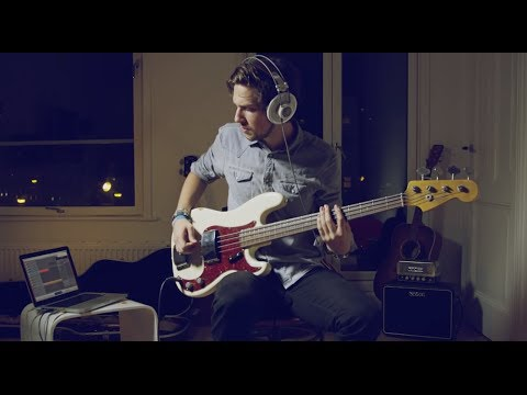 Mart - Kings of Leon - Supersoaker (Bass Cover)