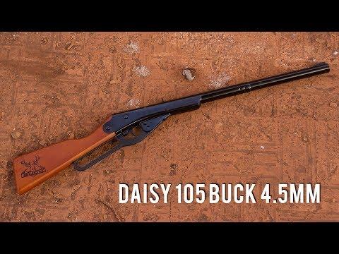 Testamos a Carabina de Pressão Daisy 105 Buck 4.5mm - Ventureshop Review