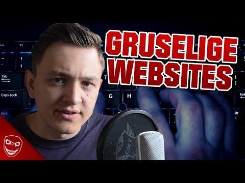 Ich Teste Gruselige Websites! Selbstexperiment!