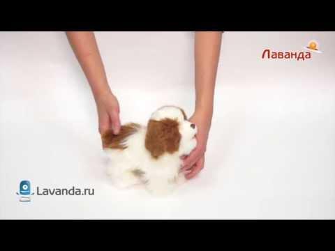 Ходячий щенок Furreal Friends Интерактивная игрушка Hasbro