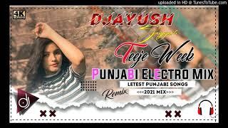 Teeje Week Remix | Jordan Sandhu Ft.Dj Ayush Sharma Sonia Mann Bunty Bains New Punjabi Songs 2021