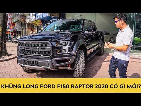"""""""Khủng long"""" Ford F150 Raptor 2020 giá hơn 4 tỷ có gì mới?   Autodaily"""