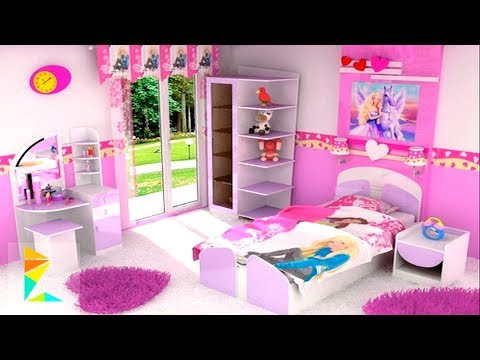 DIY Barbie Miniature Dollhouse | Hacks and Crafts For Barbie Doll