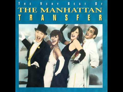 "MANHATTAN TRANSFER - ""The boy from New York City"""
