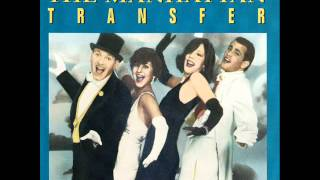 "MANHATTAN TRANSFER - ""The boy from New York City"""