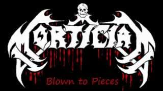 Mortician - Blown to Pieces (Death is Just the Beginning III)