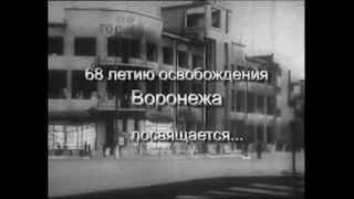 68 летию освобождения Воронежа