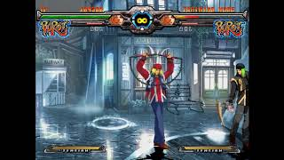 Guilty Gear XX Accent Core Plus R: EX Mode all Overdrives