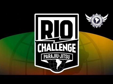 AO VIVO : Rio Challenge SJJSAF - ParaJiu-Jitsu