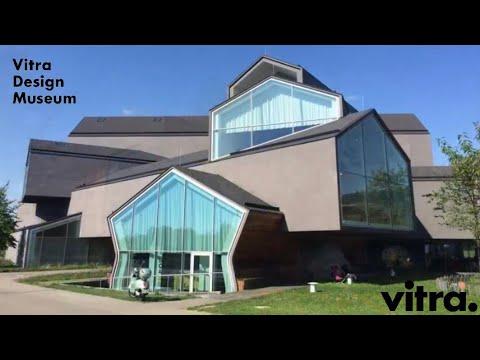 VITRA Museum, Weil am Rhein von Herzog & De Meuron Architekten - Rundgang Aussen und Innen