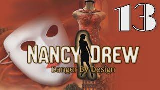 Nancy Drew 14: Danger by Design [13] w/YourGibs - PARK PUZZLES UNDERGROUND PASSAGE KEY