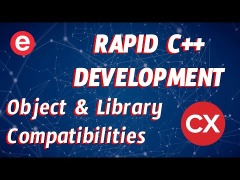Rapid C++ Development, with Rob Swindell - Object & Library Compatibilities