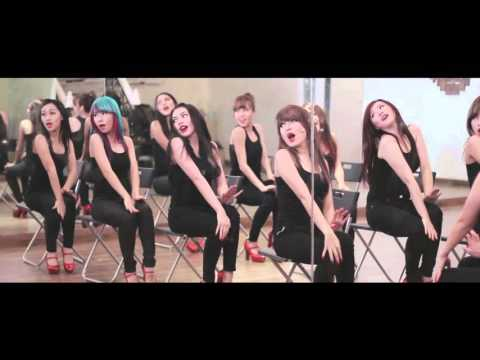 Cherrybelle - Malam Minggu Dance Practice