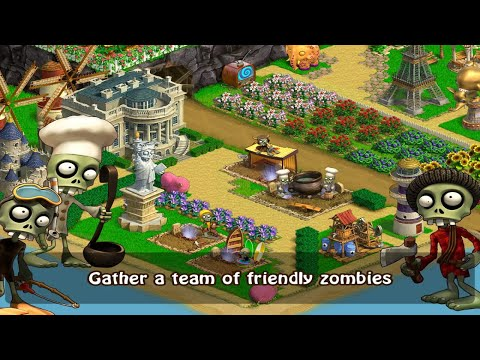 Zombie Castaways Android Gameplay