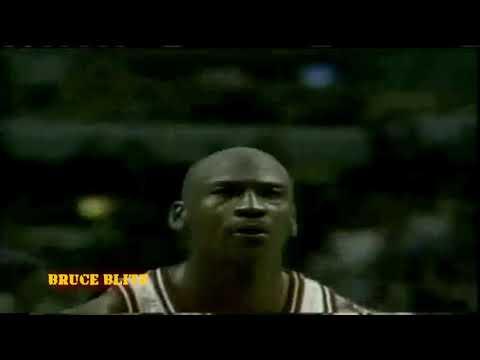 Michael Jordan clinic (1996-1997 season playoffs) (age 33-34)