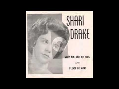 Shari Drake & The Vernonaires - Please Be Mine / Why Did You Do This - Hilltop 1877 - 1962