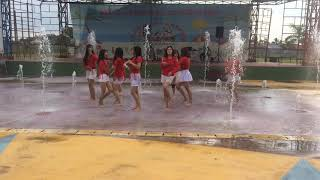 Download lagu PRISTIN - Bang + Black Widow + Intro + We Like || Dancing in the Fountain by G'Trix