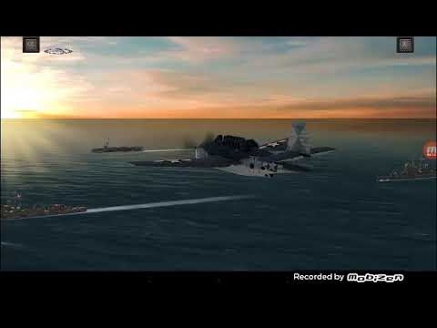Pacific fleet Missions 1-9: Missions 4-7